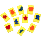 ChenilleKraft Sponge Stamps