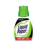Liquid Paper Fast Dry Correction Fluid