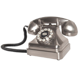 Crosley CR62 Standard Phone - Chrome CR62-BC