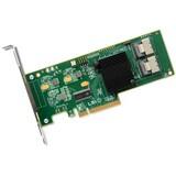 LSI Logic 9211-8i SGL SAS RAID Controller