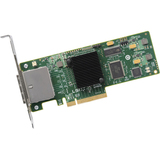 LSI Logic 9200-8e SAS Controller - PCI Express x8