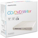 Imation 98251 DVD-Writer - Silver - External - 98251