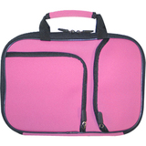 PC Treasures PocketPro 07069 Netbook Case - Neoprene - Pink