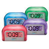 SDI Technologies T105W Table Clock