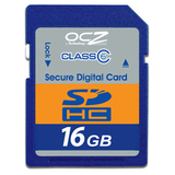 OCZ Technology 16GB Secure Digital High Capacity (SDHC)