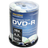Aleratec 16x DVD-R Media