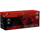 Visiontek Radeon HD 5870 Graphics Card