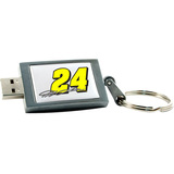 Centon 2GB DataStick Keychain Jeff Gordon USB 2.0 Flash Drive