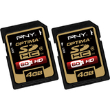 PNY 4GB Secure Digital High Capacity (SDHC)