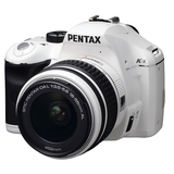Pentax K-x Digital SLR Camera - White