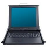 Raritan TMCAT1728 Rackmount LCD TMCAT1728