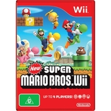 Nintendo New Super Mario Bros. RVLPSMNE