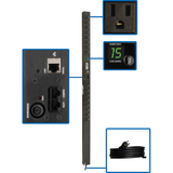 Tripp Lite PDUMNV15 PDU Monitored 120V 15A 16 Outlet