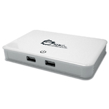 SIIG USB 2.0 Dual Display Notebook Docking Station