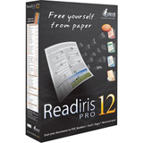 I.R.I.S IRIS Readiris v.12.0 Pro for Mac