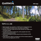 Garmin TOPO U.S. 24K West - Digital Map 010-11314-00