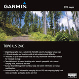 Garmin TOPO U.S. 24K Southwest Digital Map 010-11315-00