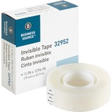 Business Source Invisible Tape 32952