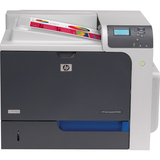 HP LaserJet CP4525N Laser Printer - Color - Plain Paper Print - Desktop - CC493ABGJ