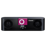 i.Sound DGIPOD-1533 2.0 Speaker System - Black