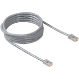 Belkin Category 6 Network Cable - 12 - Patch Cable - Gray