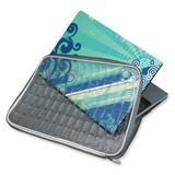 "Altego Carrying Case (Sleeve) for 15.6"" Notebook - Platinum"