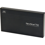 Vantec Nexstar TX 2.5in SATA Hard Drive Enclosure USB 2.0 Black