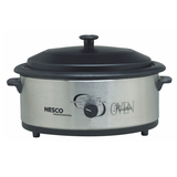 The Metal Ware 4816-25PR Electric Roaster Oven