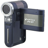 Aiptek GO-HD+ High Definition Digital Camcorder