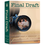 Final Draft v.8.0 - FD8CASE