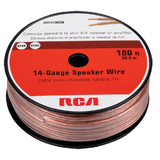 RCA Speaker Wire Audio Cable - AH14100SN