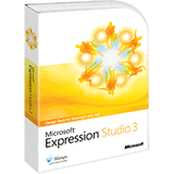Microsoft Expression Studio v.3.0 - Complete Product - 1 Workstation PJS-00977