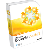 Microsoft Expression Studio v.3.0 - Complete Product - 1 Workstation PJS-00941