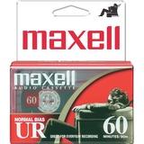 Maxell 109024 Audio Cassette 109024