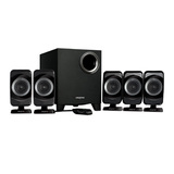 Creative Inspire T6160 5.1 Speaker System - 50 W RMS 51MF4105AA002