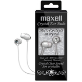 Maxell CEB-White Crystal Earphone