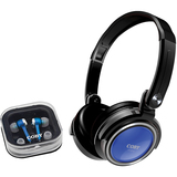 Coby CV215 Headphone CV215BLU