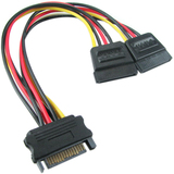 Link Depot POW-SATA-EXT SATA Power Extension Cable - POWSATAEXT