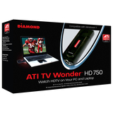 Diamond Multimedia TV Wonder 750 USB TV Tuner