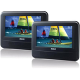 RCA DRC69705 Dual Screen Car Video Player