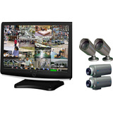 Clover LCD22164 Video Surveillance System