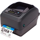 Zebra GX420t Thermal Transfer Printer - Label Print - Monochrome