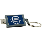 Centon 2GB DataStick Keychain Collegiate University of Connecticut Edition USB2.0 Flash Drive