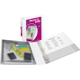 Avery Protect & Store EZ-Turn Ring View Binder - 23000