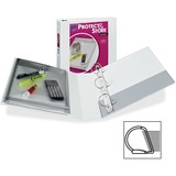 Avery Protect & Store EZ-Turn Ring View Binder - 23002