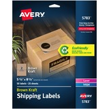 Avery Internet Shipping Label