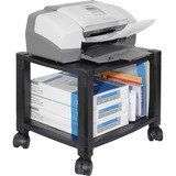 Kantek PS510 Under Desk 2-Shelf Moblie Printer/Fax Stand