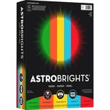 Astro Astrobrights Eco Friendly Colored Paper