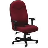 Mayline Executive High Back Tailbone Cut-out Chair