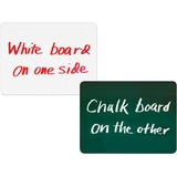 ChenilleKraft 2-in-1 Board Chalk/Whiteboard Combo - 9883